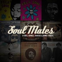 Soul Mates: B-Sides, Remixes & Rarities (Vol. 2) cover art