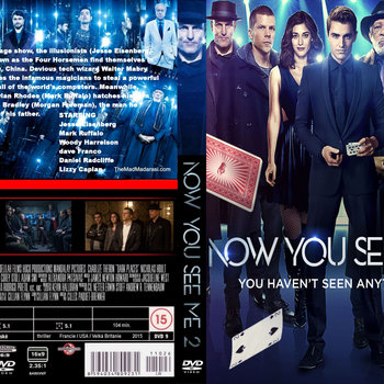 now you see me 2 hindi dubbed kickass
