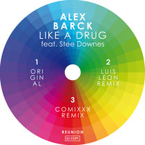Like A Drug feat. Stee Downes cover art