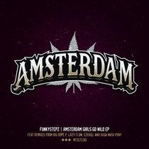 [MTXLT130] Funkystepz - Amsterdam EP cover art
