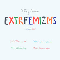 EXTREEMIZMS early & late cover art