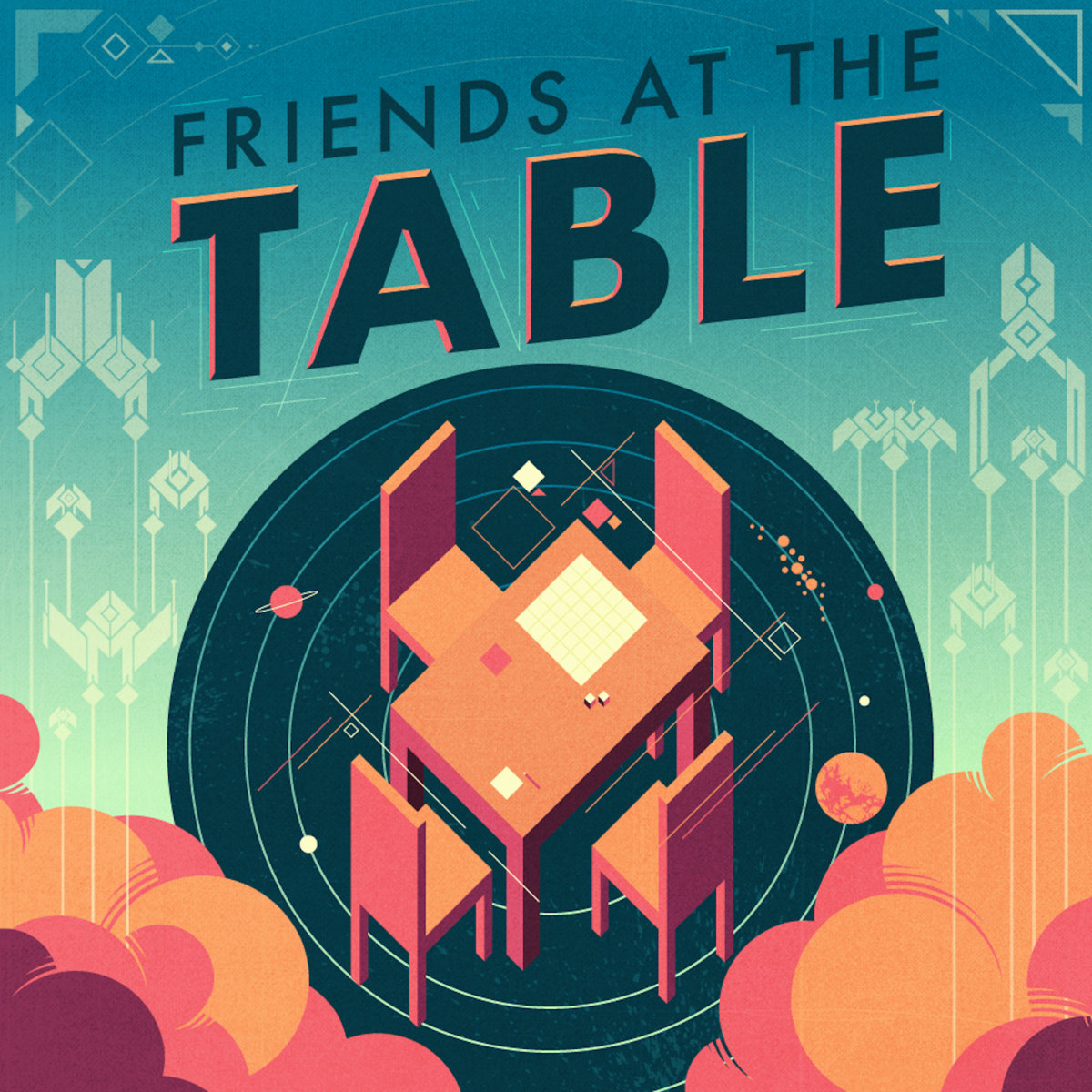 the twilight mirage friends at the table soundtrack season four