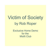 Victim of Society cover art