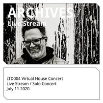 LTD004 Virtual House Concert (July 11 2020) cover art