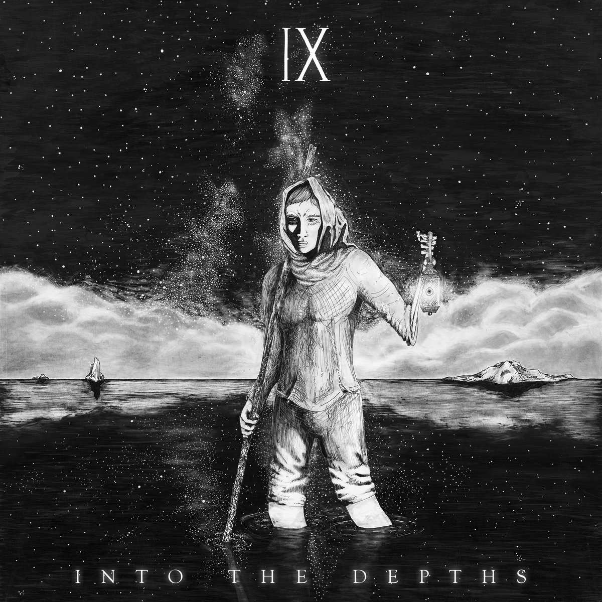 IX - Into the Depths [EP] (2017)