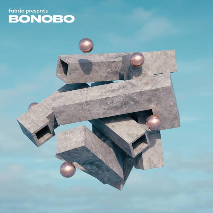 Resultado de imagen de bonobo lp fabric presents bonobo
