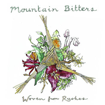 Woven from Rushes by Mountain Bitters