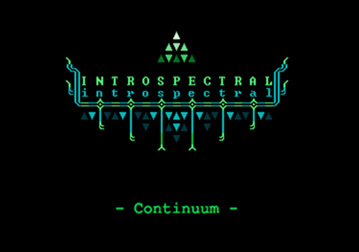 Continuum by Introspectral