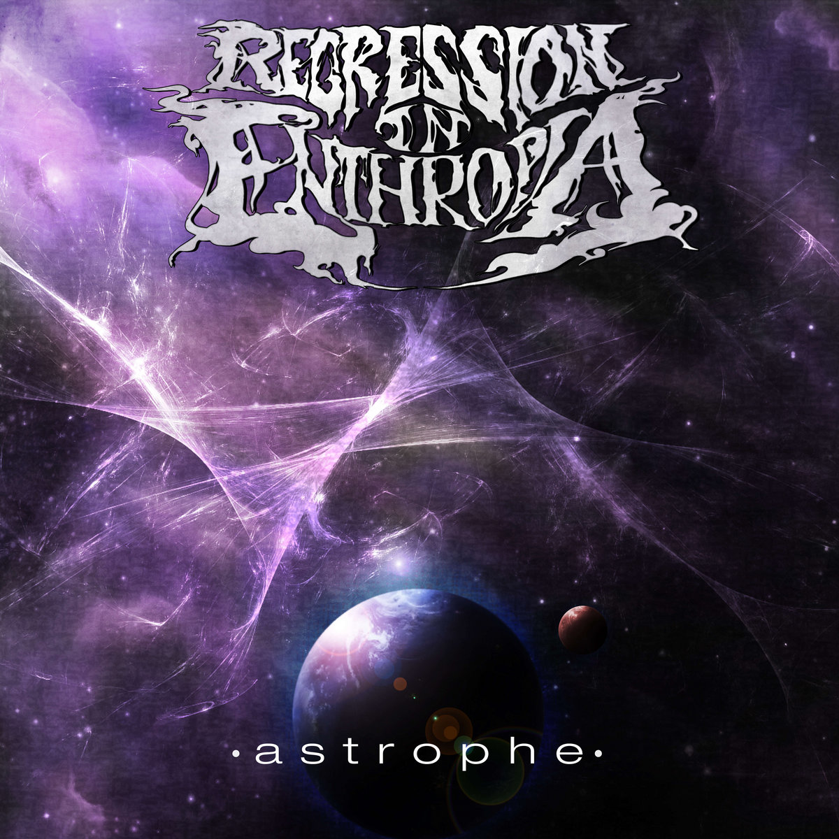 Regression In Enthropia - Astrophe [EP] (2016)