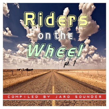 Riders on the Wheel 1 by Jaro Sounder