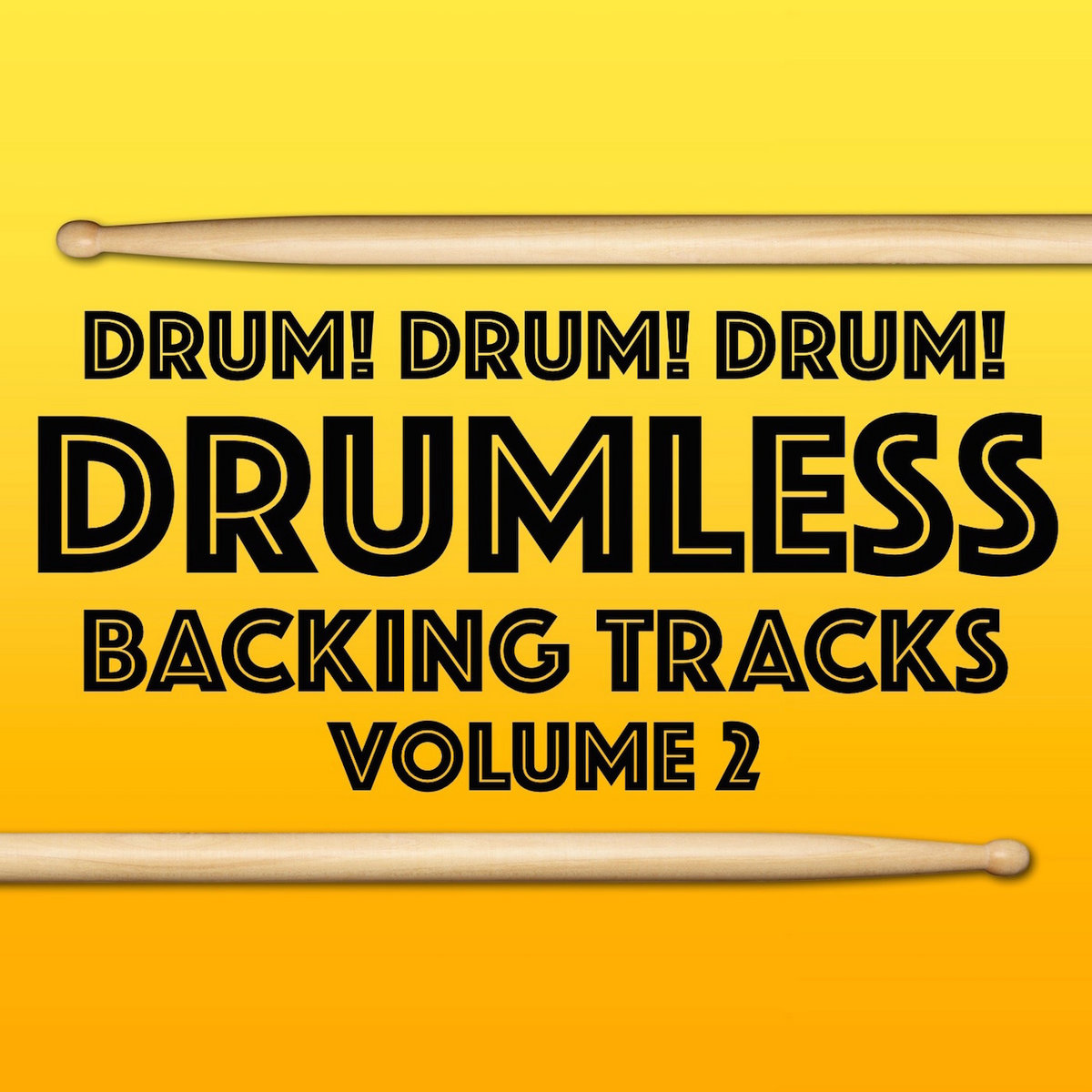 Mega Metal (Backing Track For Drums) | Jack Curtis