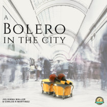 A Bolero in the City cover art
