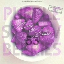 Nice & Slow 53 (Purple Strawberries) cover art