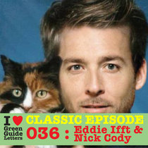 Ep 036 : Eddie Ifft & Nick Cody love the 16/08/12 Letters cover art