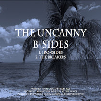 The Uncanny B-Sides cover art
