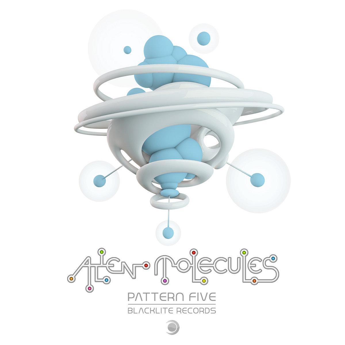 Alien Molecules - Pattern Five - V A  (Blacklite Records