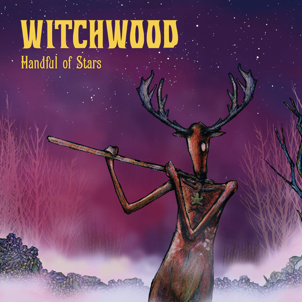Image result for Witchwood - Handful of Stars