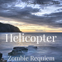 Zombie Requiem: Helicopter cover art