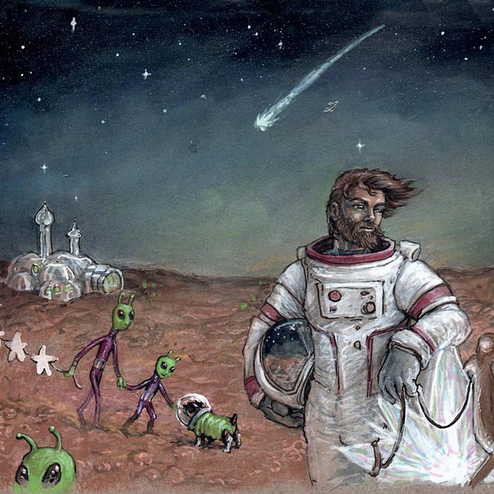 Star 2 Mars cover art
