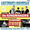 Last Night In Nashville Cover Art