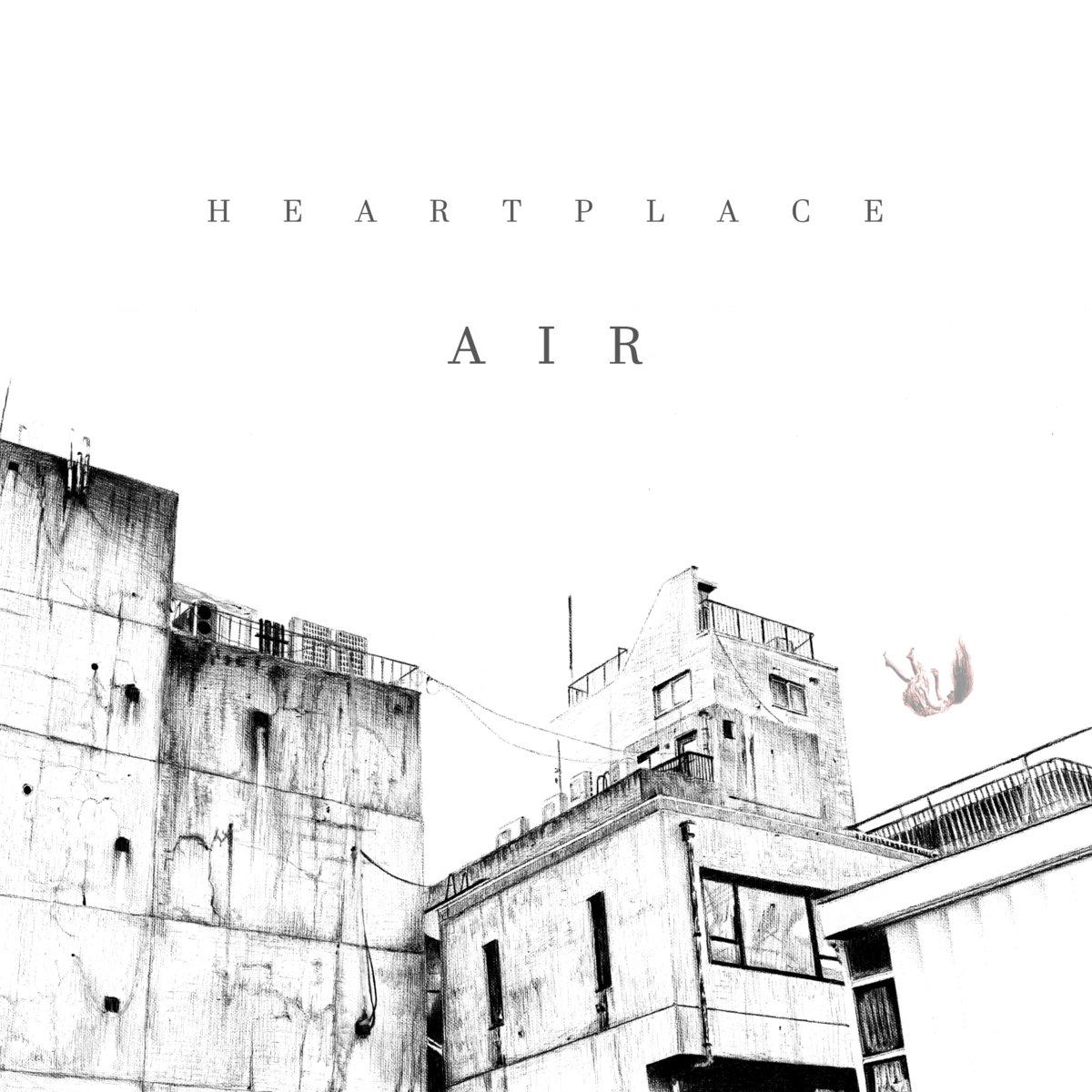 HEARTPLACE - AIR (2019)