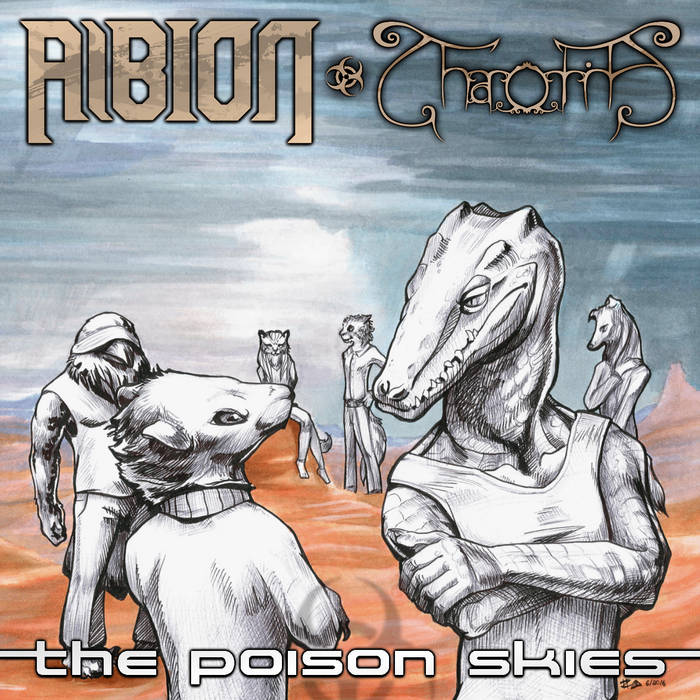 The Poison Skies cover art