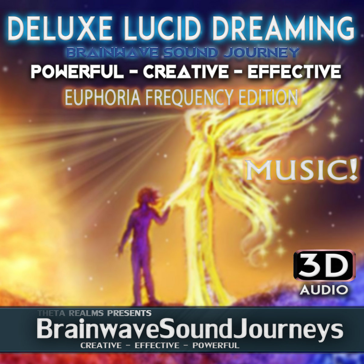 3 HOUR LUCID DREAMING MUSIC To Melt STRESS Away & HELP You