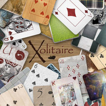 Xolitaire - OST cover art