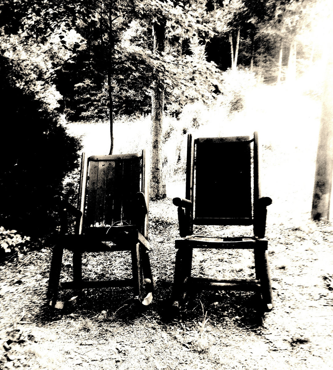 Empty Rocking Chairs  sc 1 st  Dayvid McClung - Bandc& & Empty Rocking Chairs | Dayvid McClung