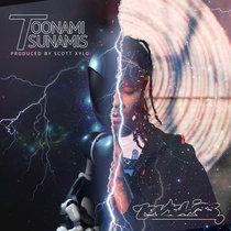 Toonami Tsunamis cover art