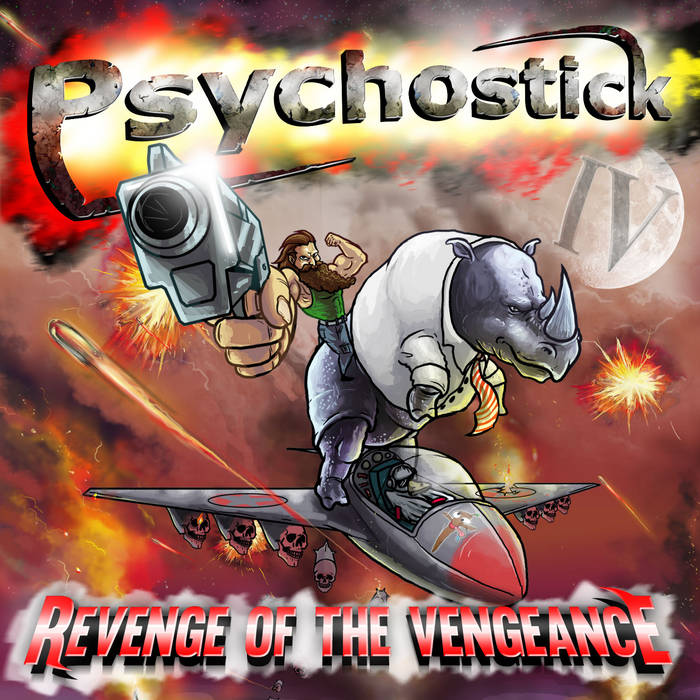 IV: Revenge of the Vengeance cover art