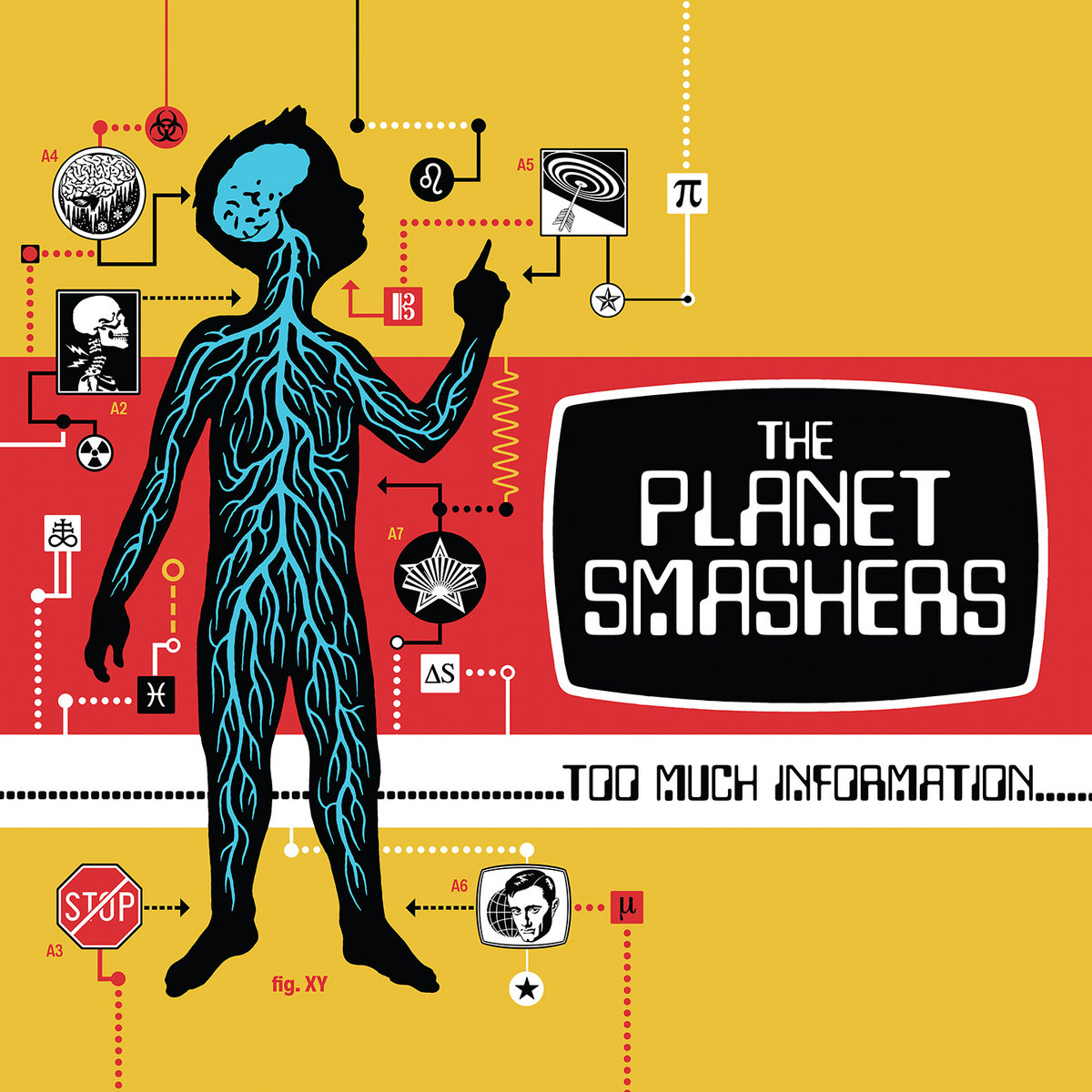 Too Much Information | The Planet Smashers