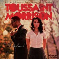Toussaint Morrison Is Not My Boyfriend cover art