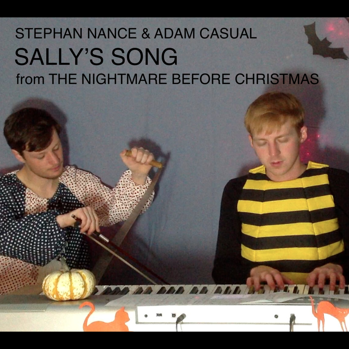 Sally\'s Song [Nightmare Before Christmas cover] [YouTube demo ...