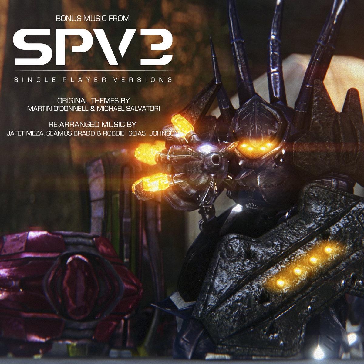 SPV3 Bonus Soundtrack | Jafet Meza Composer
