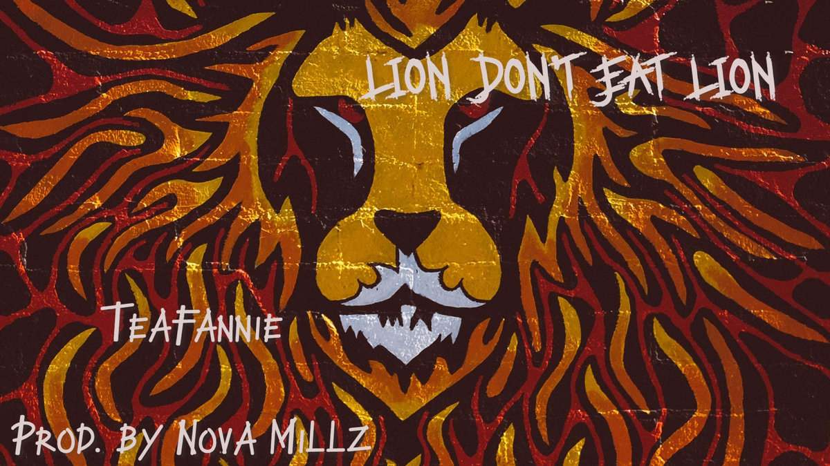 Lion Don't Eat Lion by TeaFannie