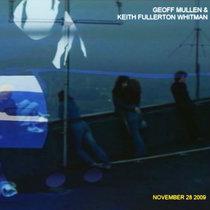 November 28 2009 + cover art