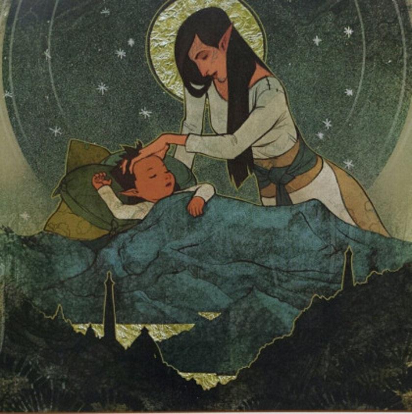 Mir Da'len Somniar | Irene Zhong