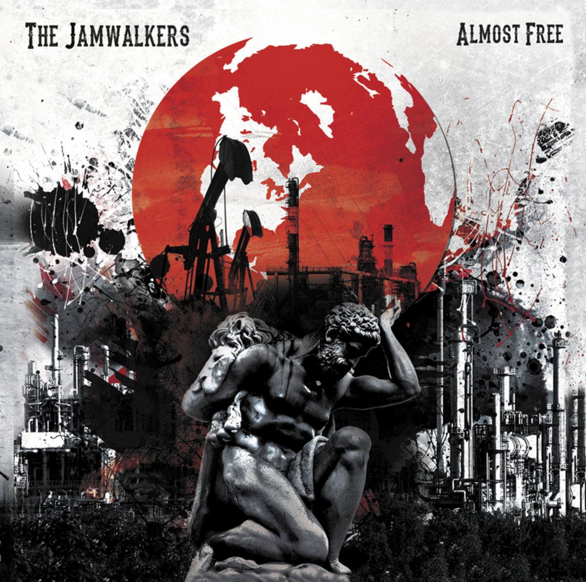 """Résultat de recherche d'images pour """"the jamwalkers almost free cd"""""""