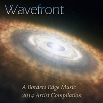 Wavefront: A Borders Edge Music 2014 Compilation cover art