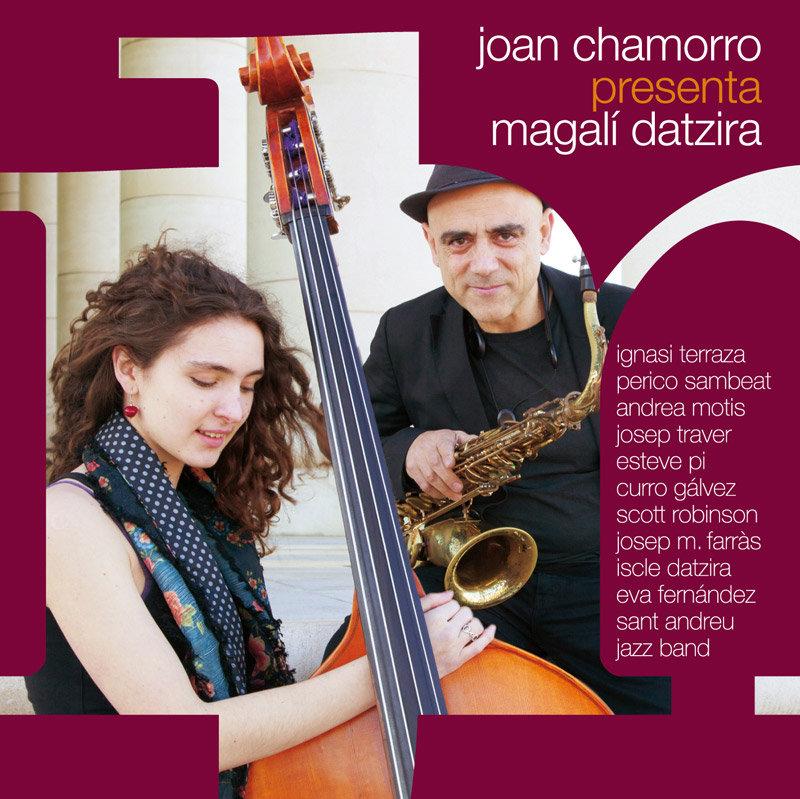 Joan Chamorro presenta Magali Datzira | Jazz to Jazz