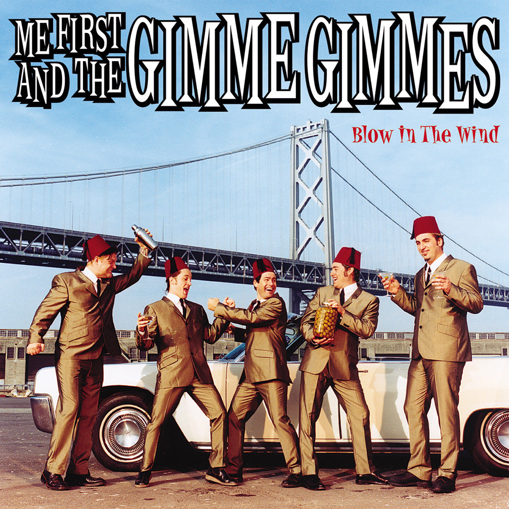 me first and the gimme gimmes discografia download