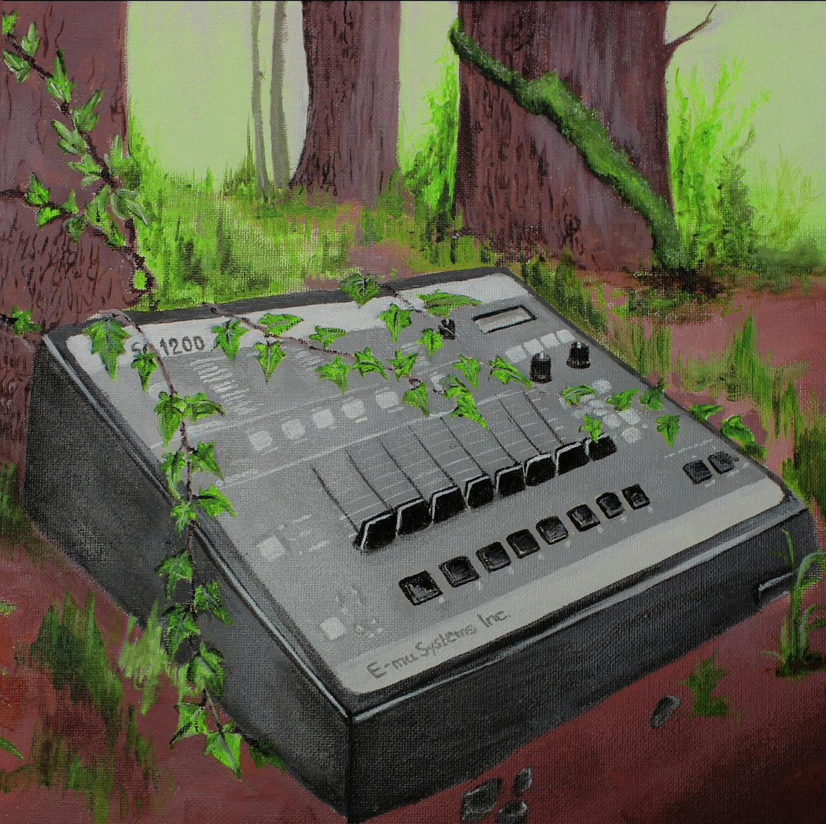 Funkonami - Deep Into The Forest (2016)
