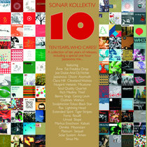 Ten Years, Who Cares? – compiled by Jazzanova (CD2 mixed) cover art