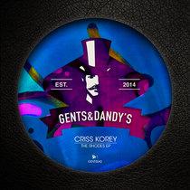 Criss Korey - The Rhodes cover art