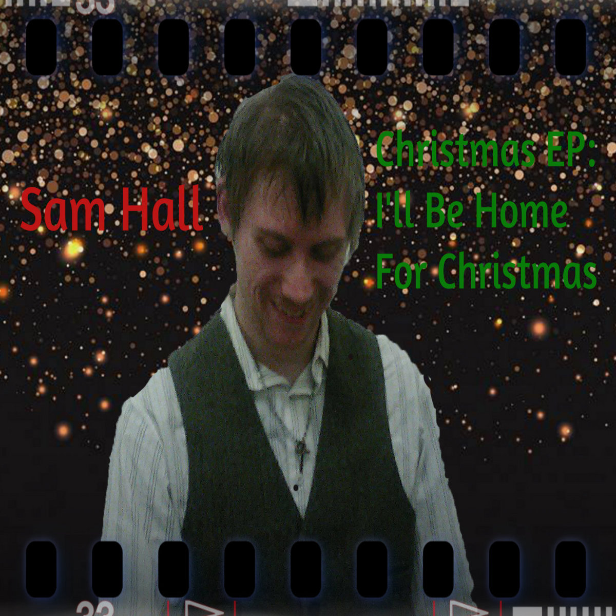 Christmas EP: I\'ll be home for Christmas | Sam Hall
