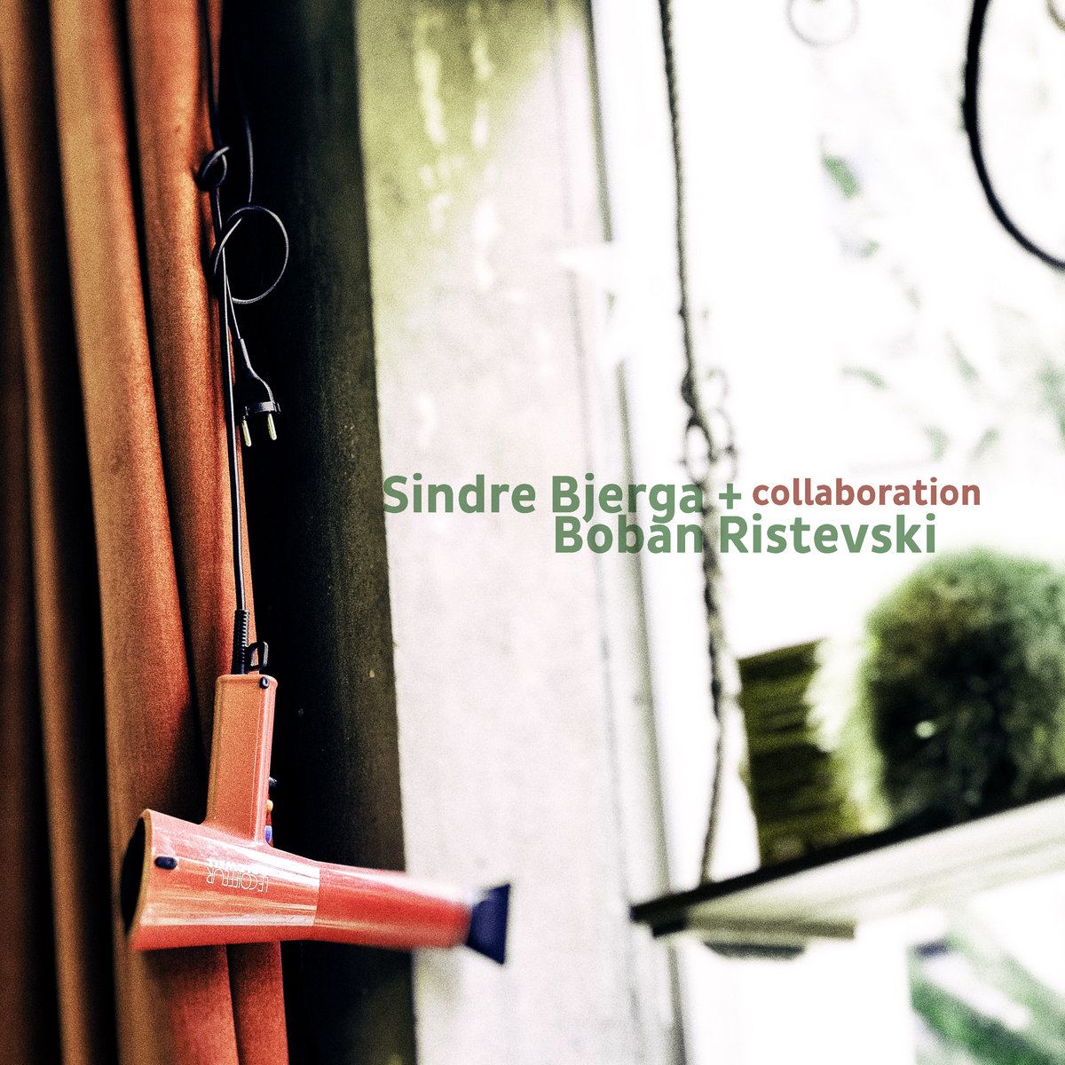 Sindre Bjerga + Boban Ristevski – collaboration
