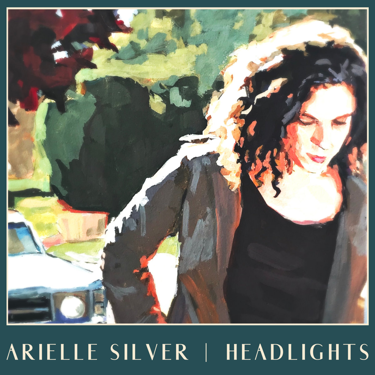 Headlights (single) by Arielle Silver