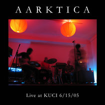 Live at KUCI 06/15/05 cover art
