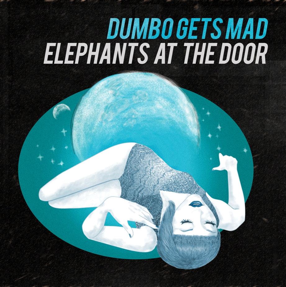 Dumbo Gets Mad - Elephants at the Door   Bad Panda